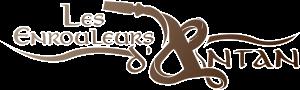 Logo enrouleurs d'antan, enrouleurs artisanaux en fer forgé